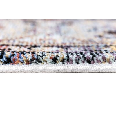Signature Blue Area Rug Rug Size: Runner 22 x 11