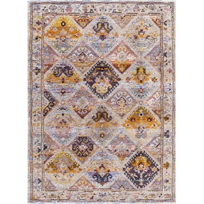 Signature Light Blue Area Rug Rug Size: 67 x 96