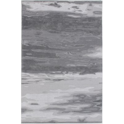 Opal Handmade Taupe Area Rug Rug Size: Rectangle 8 x 11