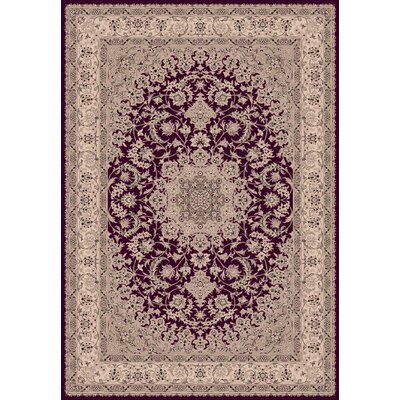 Legacy Kashan Red Rug Rug Size: Rectangle 92 x 1210