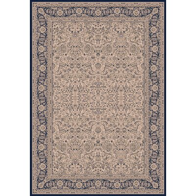 Legacy Ivory Rug Rug Size: Rectangle 92 x 1210