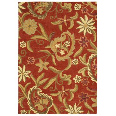 Florence Mandarin Rug Rug Size: Rectangle 8 x 11