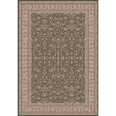 Legacy Green Rug Rug Size: Rectangle 67 x 96