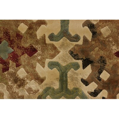 Majestic Area Rug Rug Size: Rectangle 53 x 77