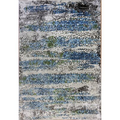 Dovewood Light Gray Area Rug Rug Size: Rectangle 710 X 1010