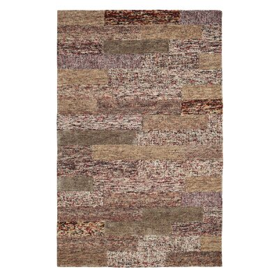 Allure Wine Area Rug Rug Size: 4 x 6