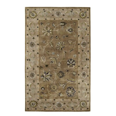 Charisma Light Grey Area Rug Rug Size: Rectangle 5 x 8