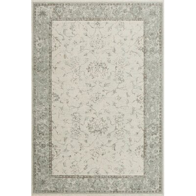 Imperial Light Sage Area Rug Rug Size: 53 x 77
