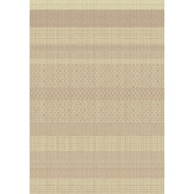Imperial Cream Area Rug Rug Size: Rectangle 53 x 77