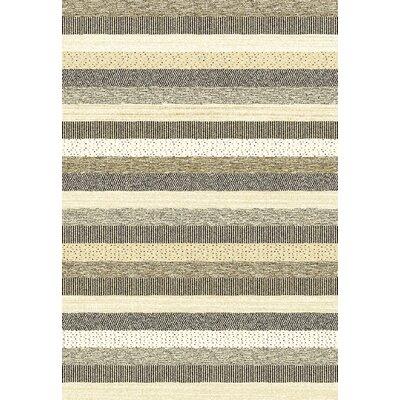 Infinity Gray/Beige Area Rug Rug Size: 2 x 311