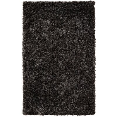 Makawee Black/Grey Rug Rug Size: Rectangle 5 x 8