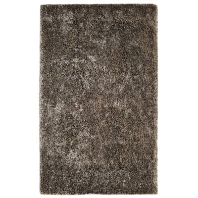 Makawee Grey Rug Rug Size: Rectangle 5 x 8