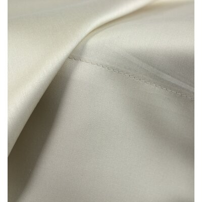 Premium 320 Thread Count Modal Sateen Sheet Set Size: Queen, Color: Ivory