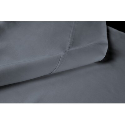 Sateen 100% Modal 300 Thread Count Sheet Set Color: Grey, Size: Twin