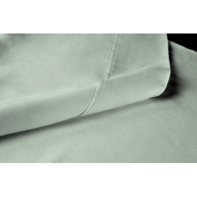Sateen 100% Modal 300 Thread Count Sheet Set Size: Queen, Color: Sage