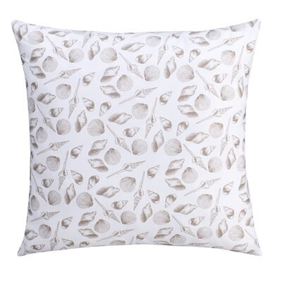 Montauk Cotton Throw Pillow