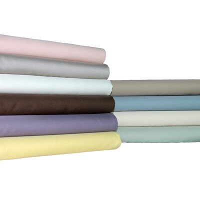Premium Pillow Case Color: Lavender, Size: King