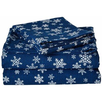 Winter Snowflake Sheet Set 807000177585