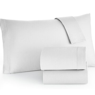 Sheet Set Color: White, Size: Twin