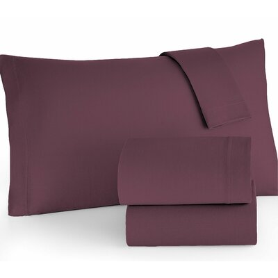 Easy Care Sheet Set Color: Deco Rose, Size: Full/Double