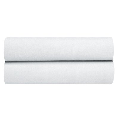 Easy Care Pillow Case Color: White