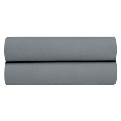 Easy Care Pillow Case Color: Gray