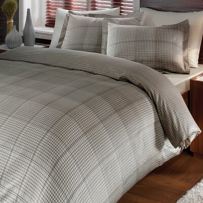 Graph 3 Piece Duvet Cover Set Size: Full/Queen