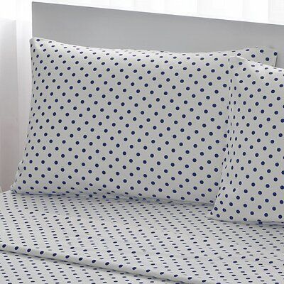 100% Cotton Sheet Set Size: King, Color: Navy