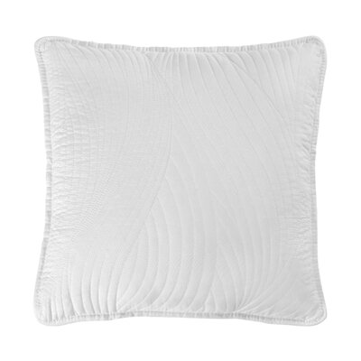 Stream Toss Throw Pillow Color: White