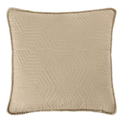 Stream Toss Throw Pillow Color: Linen