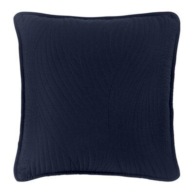 Stream Toss Throw Pillow Color: Navy