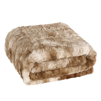 Nesting Faux Fur Body Pillow Case Color: Alpine Swift
