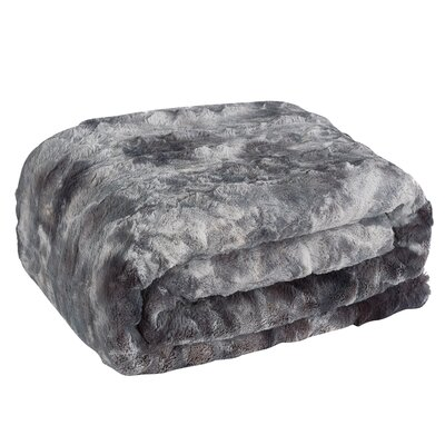 Nesting Faux Fur Body Pillow Case Color: Starling