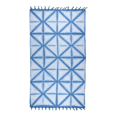 Shibori Fashion Bath Sheet
