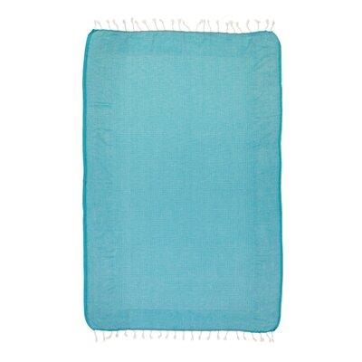 Fashion Bath Sheet Color: Turquoise
