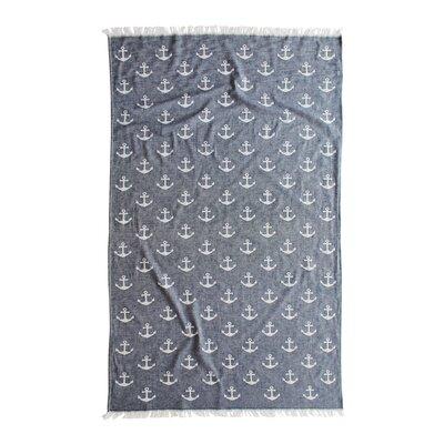 Anchor Fashion Bath Sheet
