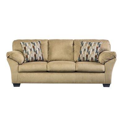 Aluria Sofa Upholstery: Mocha