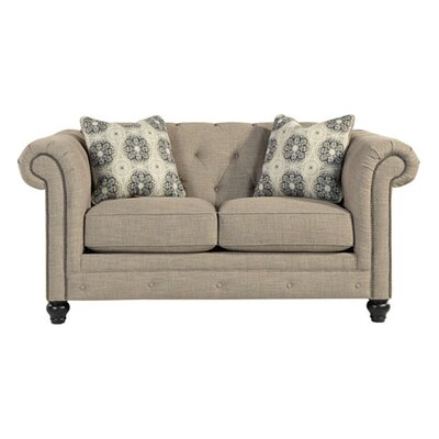 Benchcraft Azlyn Chesterfield Loveseat