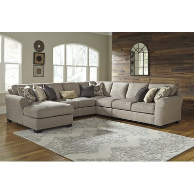 Pantomine Reversible Sectional