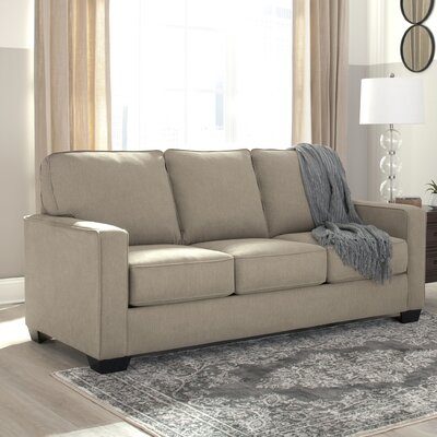 Zeb Sleeper Sofa Upholstery: Quartz
