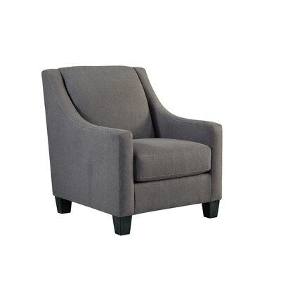 Armchair Color: Charcoal