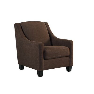 Arm Chair Color: Walnut