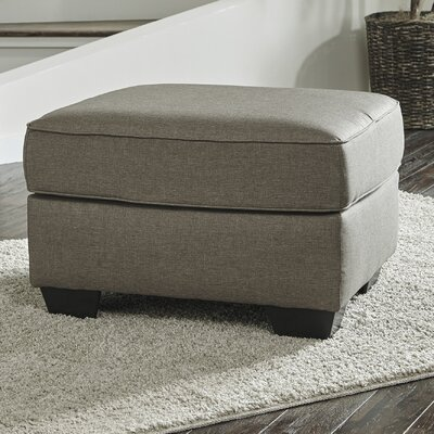 Calicho Ottoman Upholstery: Cashmere