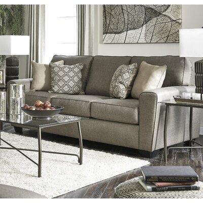 Calicho Sleeper Sofa Upholstery: Cashmere