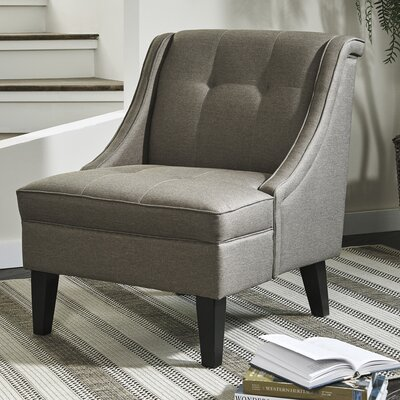 Calicho Arm Chair Upholstery: Cashmere