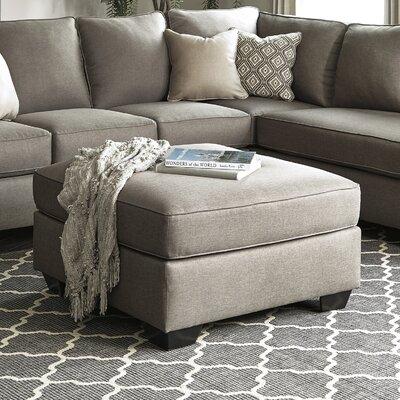 Calicho Ottoman Upholstery: Cashmere