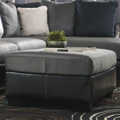 Larwill Ottoman Upholstery: Cobblestone
