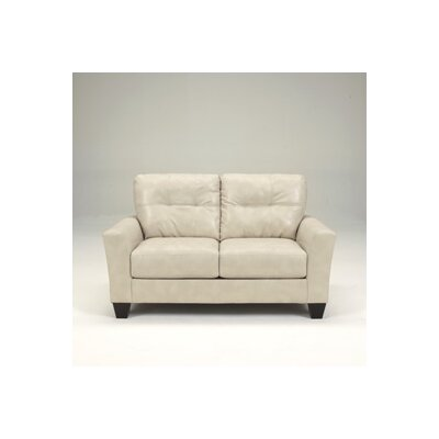 James DuraBlend� Loveseat Upholstery: Taupe