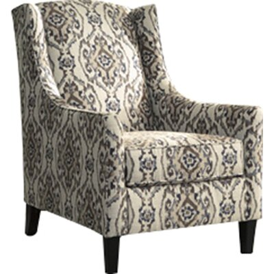 Jonette Wing back Chair