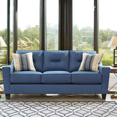Forsan Sofa Upholstery: Blue